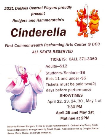 """The Prince is Giving a Ball!  """"Cinderella"""" Takes the Stage at DCC"""