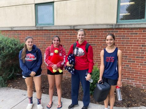 Lady Cards Debut at Altoona Invitational Cross Country Meet