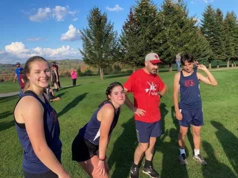 DCCs Labenne Wins at Brockway Cross Country Meet