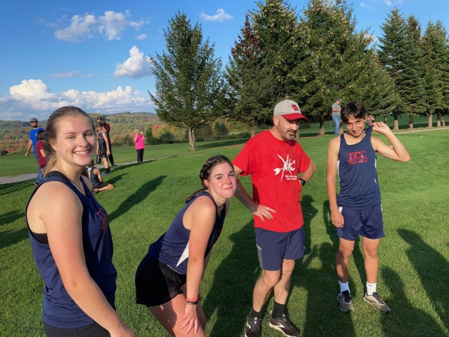 DCCs+Labenne+Wins+at+Brockway+Cross+Country+Meet