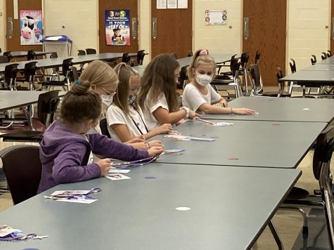 DCC Fourth Grade Students Learn More About the Rosary